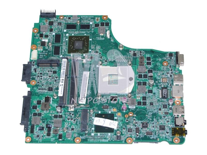 MBPVL06001 MB PVL06 001 For Acer aspire 4820 4820TG Laptop Motherboard DA0ZQ1MB8D0 HM55 DDR3 ATI HD5650M