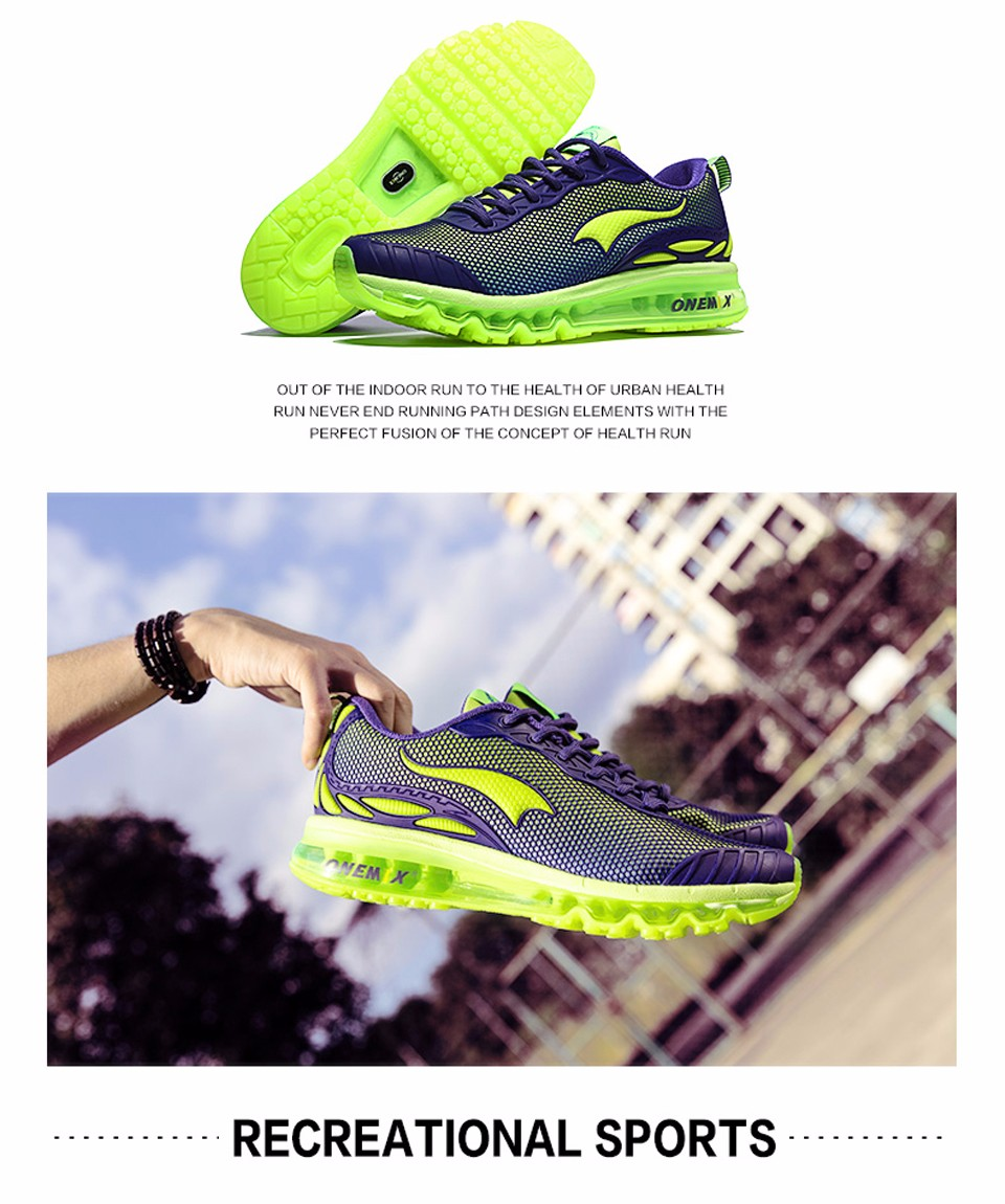 Brand Onemix Running Shoes Men Sneakers Women Sport Shoes Athletic Zapatillas Outdoor Breathable Original For Hombre Mujer 11 5