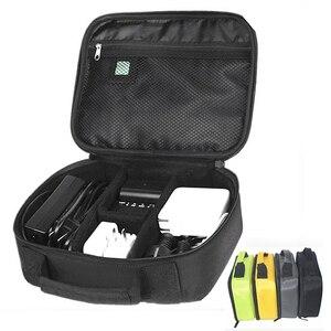 Портативная цифровая сумка для хранения, аксессуары, гаджет, организатор устройств, usb-кабель, зарядное устройство, дорожный Органайзер