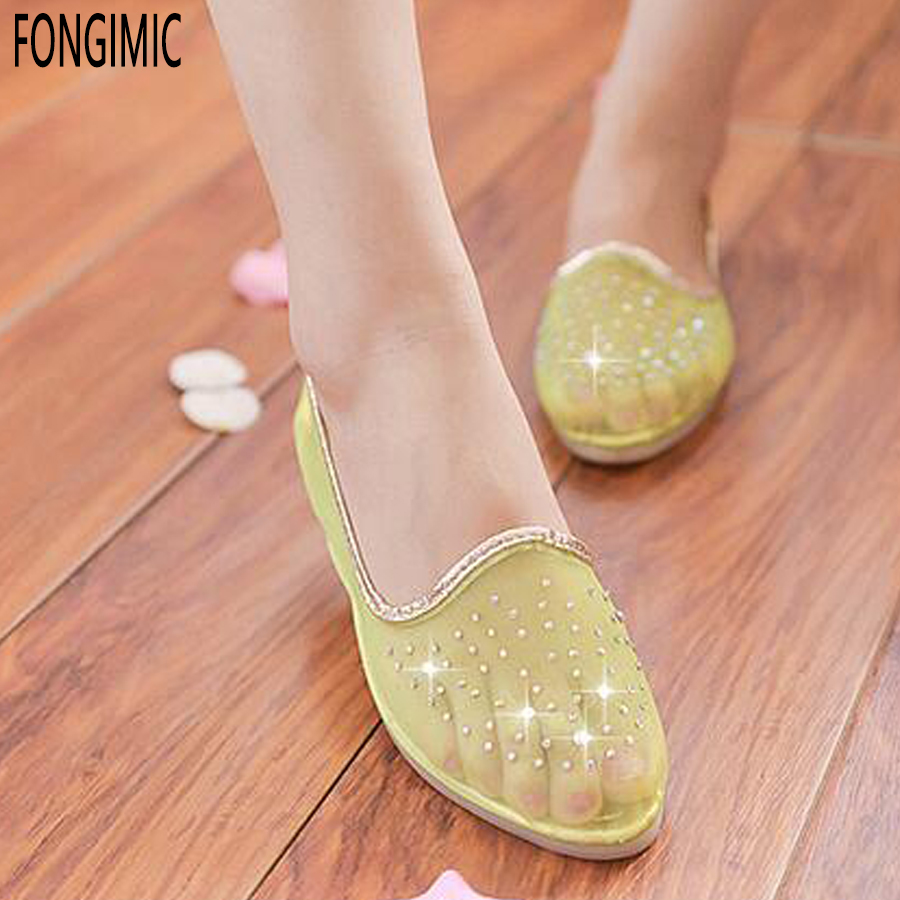 Hot selling ladies Spring Summer Women pointed toe slip-on Fashion mesh Flats Casual Slip-on comfortable Breathable shoes falts kbstyle 2017 new spring shoes for women brand pointed toe womens flats fashion young ladies casual shoes hot sale wholesale