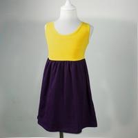 Boutique Baby Girl Names Images Baby Summer Fashion Blank No Ruffle Sleeveless Frock Beautiful Girl Dress