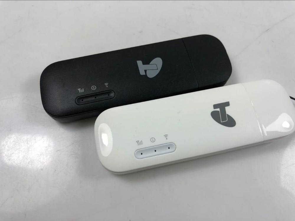US $49 75 7% OFF Unlocked Huawei E8372 + 4G antenna LTE USB Wingle LTE  Universal 4G USB WiFi Modem car wifi E8372h 608 E8372h 153-in Modems from