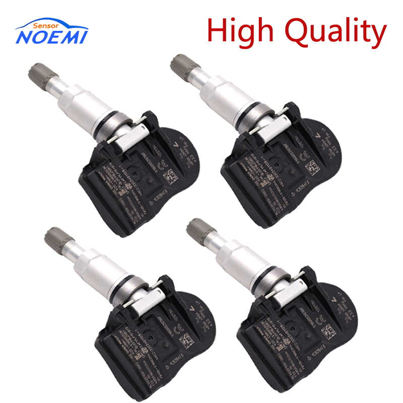 YAOPEI 4pcs lot 40700 3JA0A 40700 3JA0B New TPMS Sensor Tire Pressure Monitor Systems For Nissan