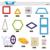 78 UNIDS Mini Diseñador Magnético Bloques de Construcción de Construcción de Ladrillo Juguetes Educativos Kits Juguetes Regalos TELECOOL Marca