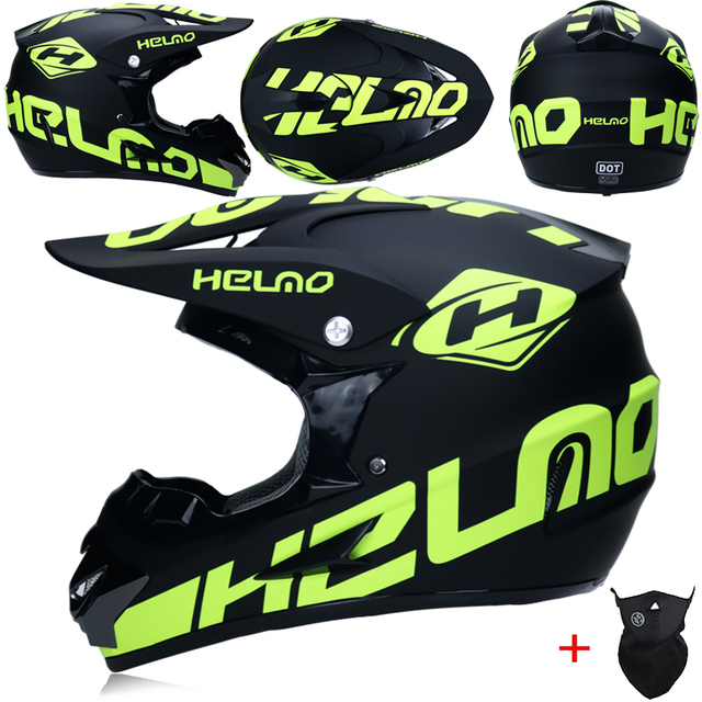 Hot sales off-road helmets downhill racing mountain full face helmet motorcycle moto cross casco casque capacete