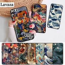 Lavaza Japanese style Art Japan Silicone Case for Xiaomi Redmi 4A 4X 5A 5 Plus S2 6 6A 7A K20 Note 4 7 Pro Prime Go(China)