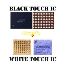 2pair/lot Original new white U2401 +black U2402 touch digitizer screen ic chip for IPHONE 6 6+ 6plus(China)