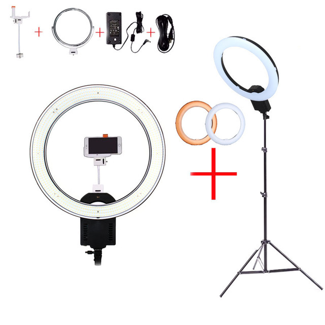 Fotopal Nanguang Cn R640 R640 Photography Led Video Light 640 Led