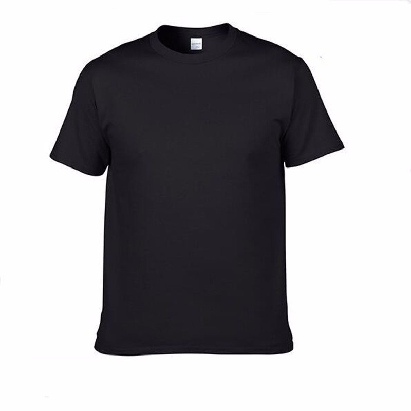 HTB1XMW3SpXXXXcWaXXXq6xXFXXXi - Men's Classic Solid Color High-Quality 100% Cotton T-Shirts - Wide Color Variety