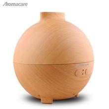 Aromacare 600 мл НЛО ультразвуковой аромат диффузор текстура древесины ароматерапия диффузор Эфирные масла диффузор аромалампу для дома SPA