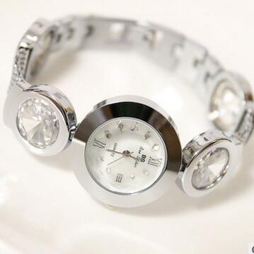 FA0571 Brand Luxury Crystal Gold Watches Women Fashion Bracelet Quartz Dress Watch Female Clock Relogio Feminino