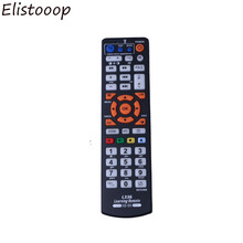 Elistooop Universal Remote Controll Professional Remote Controls with Learn Function Supports TV SAT DVD Smart Control Part2018