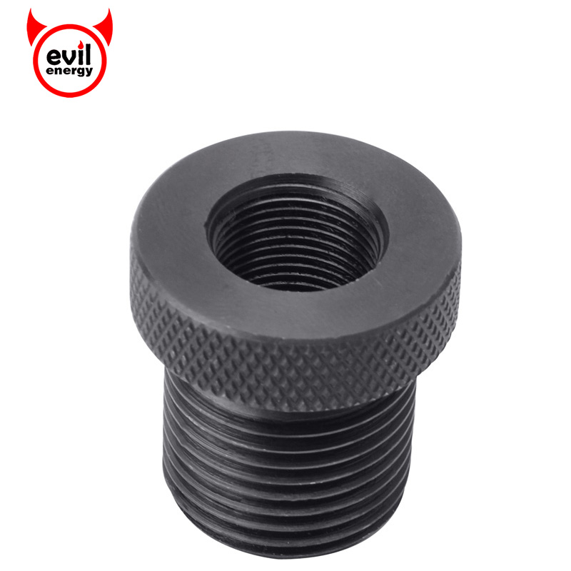 Evil Energy Oil Filter Adapter 1/2-28 To 13/16-16 Threaded Adapter Automotive Oil Filter