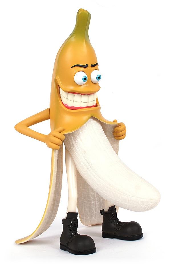 Днем рождения, прикольный картинки бананов