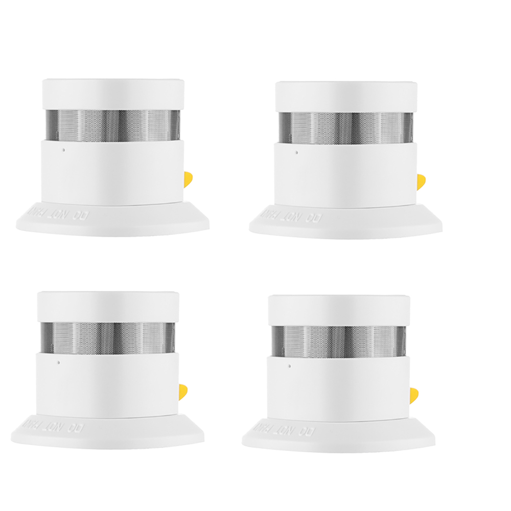 Straightforward Z-wave Plus Smoke Sensor Smart Home Eu Version 868.42mhz Z Wave Smoke Detector Power Battery Operated 4pcs/lot Good Taste Back To Search Resultssecurity & Protection