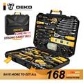 DIY Tools Set 168 stücke Steckschlüssel Auto Reparatur Werkzeug Kombination Mixed Hand Tool Kit Haushalt Tragbare Lagerung Fall für vater