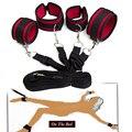 Секс Продукта Под Кроватью Удерживающих Связывание Набор Секс-Игрушки для Пар Флирт Игры Для Взрослых Ремни Эротические Игрушки Наручники Секс Продукта