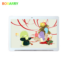 BOBARRY T10SE 10 Дюймов Android Tablet PC Tab Pad 4 ГБ RAM 64 ГБ ROM Окта Ядро Bluetooth 4 Г Телефонный Звонок Dual SIM Карты 10 «Phablet