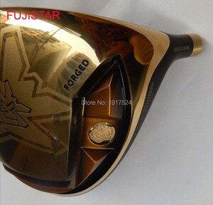 Image 4 - Fujistarゴルフgpターゲットtk最大チタンゴルフドライバーヘッド 10.5 度ロフトのみ