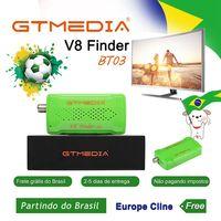 GTmedia BT03 HD 1080P SatFinder Localizador Por Satélite DVB-S2 Conexão Bluetooth GTMEDIA V8 BT03 Localizador Por Satélite Finders