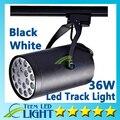 X10 DHL CE ROHS UL levou faixa de luz 36 W 120 ângulo de feixe Led teto Spotlight Downlight AC 85 - 265 V Led spot iluminação frete grátis