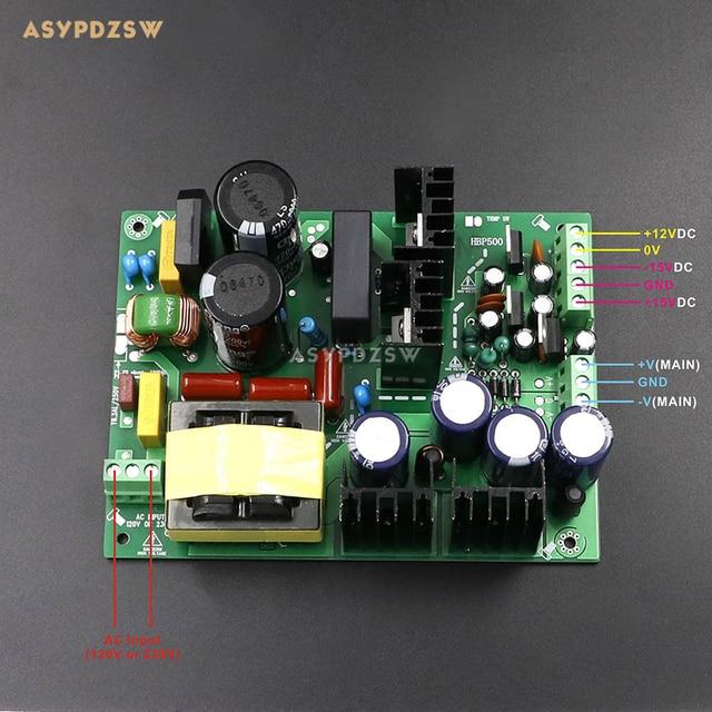 W V Digital Power Amplifier Switching Power Supply Board Dual Voltage Psu Board Jpg X on Power Supply Circuit Board Diagram
