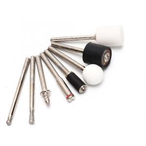 Image 5 - 100pcs/set Schmuck DIY Carving Schleifen Polieren Tool Kit Goldschmied Metall Finish Reparatur Prozess Werkzeug Zubehör für Juwelier
