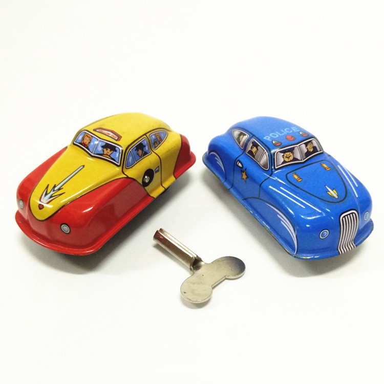 Mini Iron Car Clockwork Toys On The Chain Of Creative Collection Of Fine Gifts