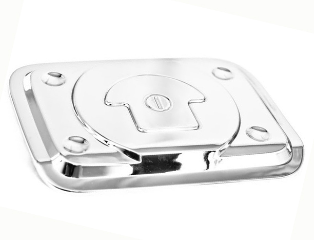 Chrome Styling Fuel Tank Gas <font><b>Cap</b></font> for <font><b>BMW</b></font> <font><b>E90</b></font> image
