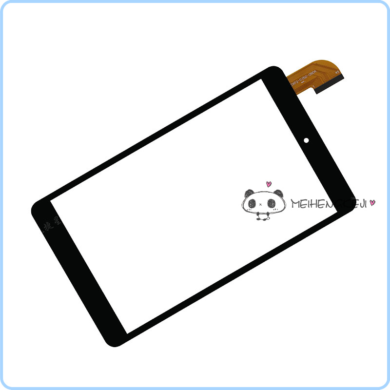 New 8 Tablet DXP2 0350 080A Touch screen digitizer panel replacement glass Sensor Free Shipping