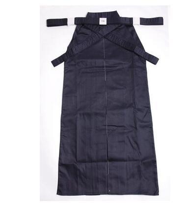 Japanese Kendo gi Kendogi Hakama Pants skirt Uniform Black from Japan