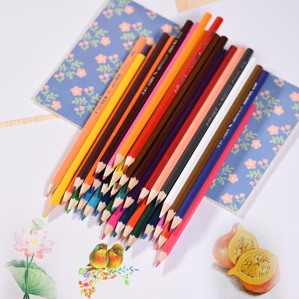 Colouring pencils for adults reviews - 36 Color Premium Oil Based Colored Pencils Set With Metal Case For Kids Adults Artist Art Drawing Sketching Writing Artwork