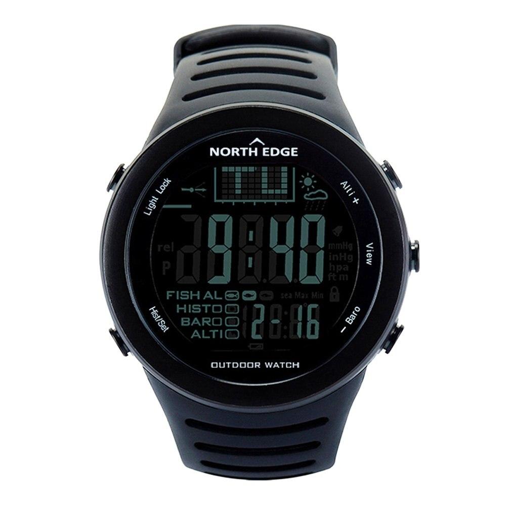 NORD BORD De Pêche Altimètre Baromètre Thermomètre Altitude Hommes Smart Numérique Montres Sport Escalade Randonnée Horloge Montre Homme