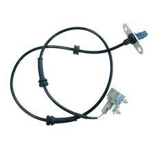 Sensor ABS para Nissan Navara D40 2005 avante Traseira Direita 2.5L 4.0L Gasolina Diesel, oem #47900-EB300 47900EB300 47901-EB300