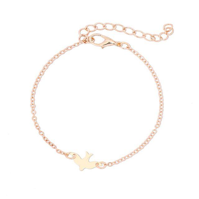 Tomtosh Tiny Peace Dove Bracelet