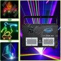 520nm Verde 4 W de Alta potência rgb animação show de luz laser/laser de ILDA/DMX luz do estágio do laser ao ar livre