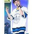 poleras de mujer moda 2015 bts kpop got7 Mark Jackson t shirt Cotton Men Clothing big size woman tops Tee Peplum tops