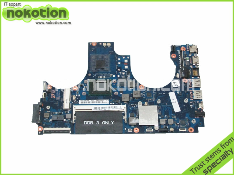 все цены на BA92-09301B laptop motherboard for samsung NP700Z5C-S02 BA92-09301A BA41-01732A i5-2413M DDR3 4GB RAM on board Free shipping онлайн