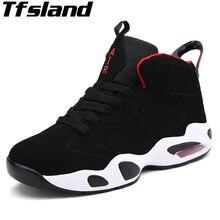 Амортизирующие кроссовки для баскетбола для мальчиков; популярные удобные кроссовки с воздушной подошвой; Basquete Jordan; обувь в стиле ретро для мужчин и женщин; уличные спортивные ботинки