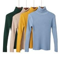Мягкий свитер с множеством расцветок