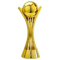 Полный размер 42 см 1:1 Реплика клуб Кубок мира трофей 2018 Футбол Чемпион награда
