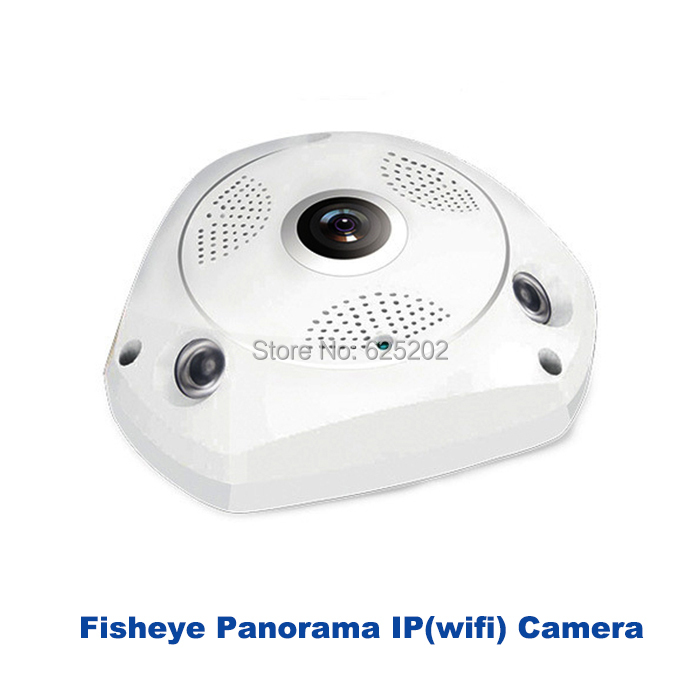 2017 heißer HD 960 P 1.3MP Fisheye Panorama SD Karte IP Wireless - Schutz und Sicherheit - Foto 2