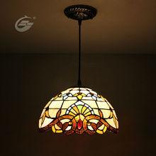 Средиземноморский 12-Inch творческой освещения гостиной спальня подвесные светильники YSL991