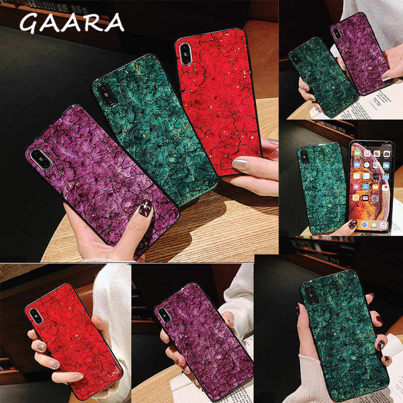 Luxury Sequins Marble Gold Foil Case for Meizu M5 Note Shockproof Green Purple Red Glitter 3D Silicone Case for Meizu M6 Note