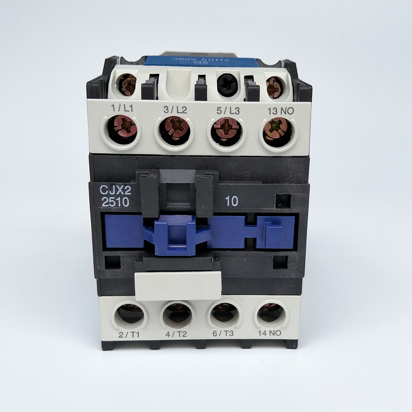 US $8 8 12% OFF Original CHINT CJX2 2510 AC Contactor 1NO 25A Coil Voltage  380V 220V 110V 36V 24V LC1 D AC Contactor-in Contactors from Home