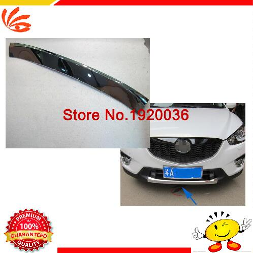 Car styling Front engine trim front grille trim for MAZDA CX-5 engine cover trim decorative front grill  cover automobile 1 p stalls sequins decorative stickers car accessoires for mazda cx 5