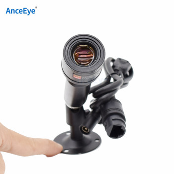 AnceEye 1080p Factory CCTV indoor Onvif P2P Miniature Bullet 2.8-12mm manual zoom lens mini ip webcamera Bird Cage Pet Camera