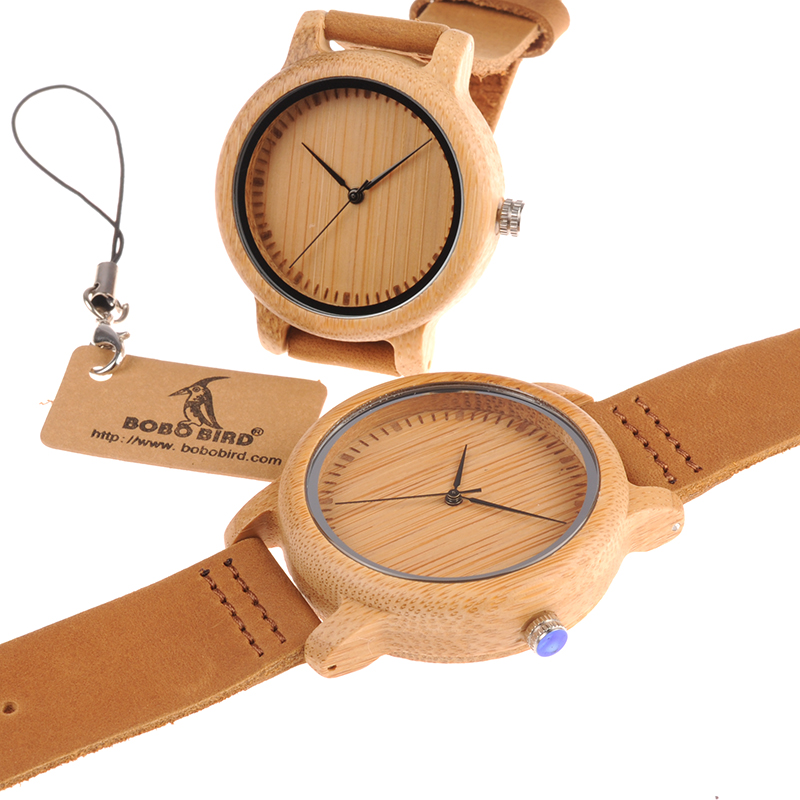 bamboo lovers's wooden watches LaA15L19 22