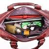 Schoudertas Dames 2019New Fashion Women Shoulder Bag PU Leather Luxury Handbags Women Bags Designer Vintage Ladies Hand Bag 5