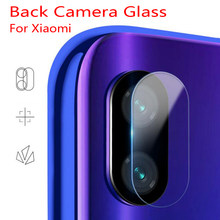 Back Camera Film Glass For Xiaomi Redmi Note 7 5 6A 6 K20 Pro Mi 9 9T 8 A2 Lens Protector Glass on Redmi Note 7 K20 Pro Glass(China)